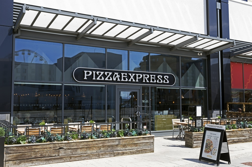 Pizza Express Vegan